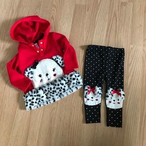 Girls 12 month outfit